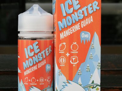 JAM MONSTER(ジャムモンスター) ICE MONSTER MANGERINE GUAVA 100ml