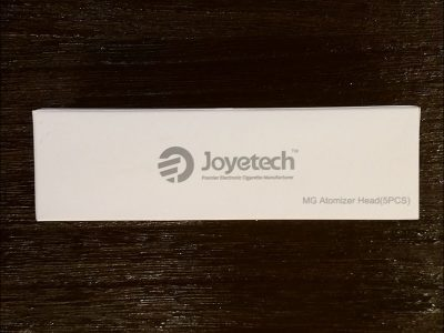 Joyetech MG Atomizer Head(5pcs)Ceramic0.5Ω