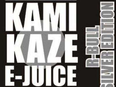 KAMIKAZE R-BULL SILVER EDITION 15ml