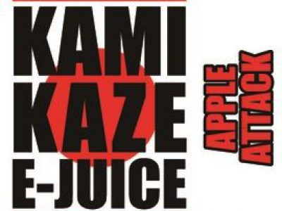 KAMIKAZE APPLE ATTACK 15ml