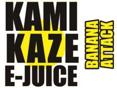 KAMIKAZE BANANA ATTACK 15ml
