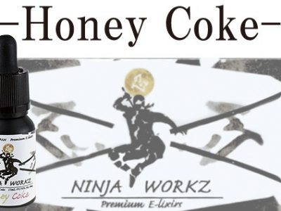 NINJA WORKZ Honey Coke 30ml