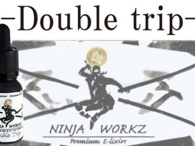 NINJA WORKZ Double Trip 30ml