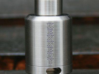KENNEDY(ケネディ) DRIP TIPS(ドリップチップ)Silver