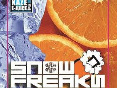 SNOW FREAKS NITRO ORANGE 20ml