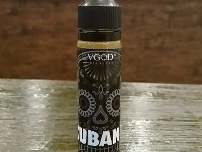 VGOD Liquid CUBANO 60ml